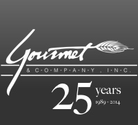 Gourmet and Company Restaurant and Retail Logo